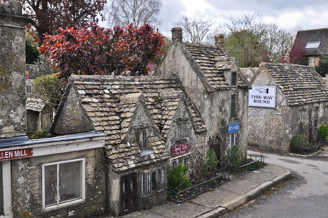Bourton on the Water-Model Village