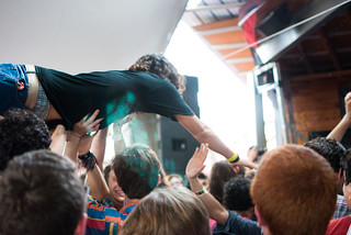 SXSW 2012, Thurs: Thee Oh Sees | by SCIENCE_JERK