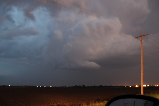 050212 - Strong but Small Nebraska Storm Cell