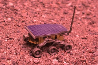 Hot Wheels NASA Mars Rover Sojourner | by HaarFager (Pro)