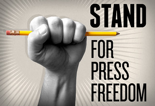 Stand for Press Freedom | by Free Press Pics