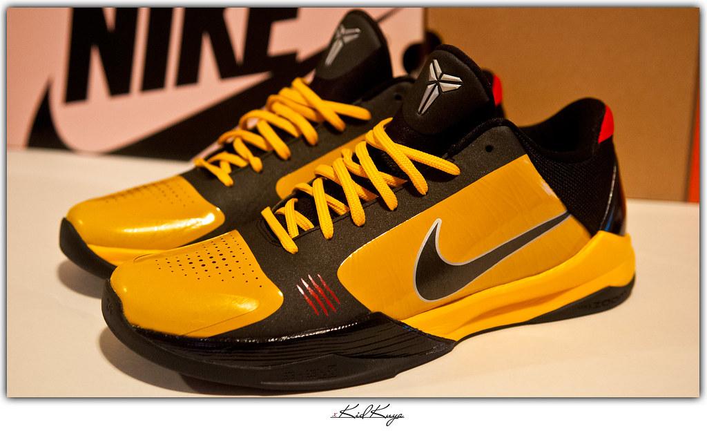 new styles 62986 e8d3d Nike Zoom Kobe V