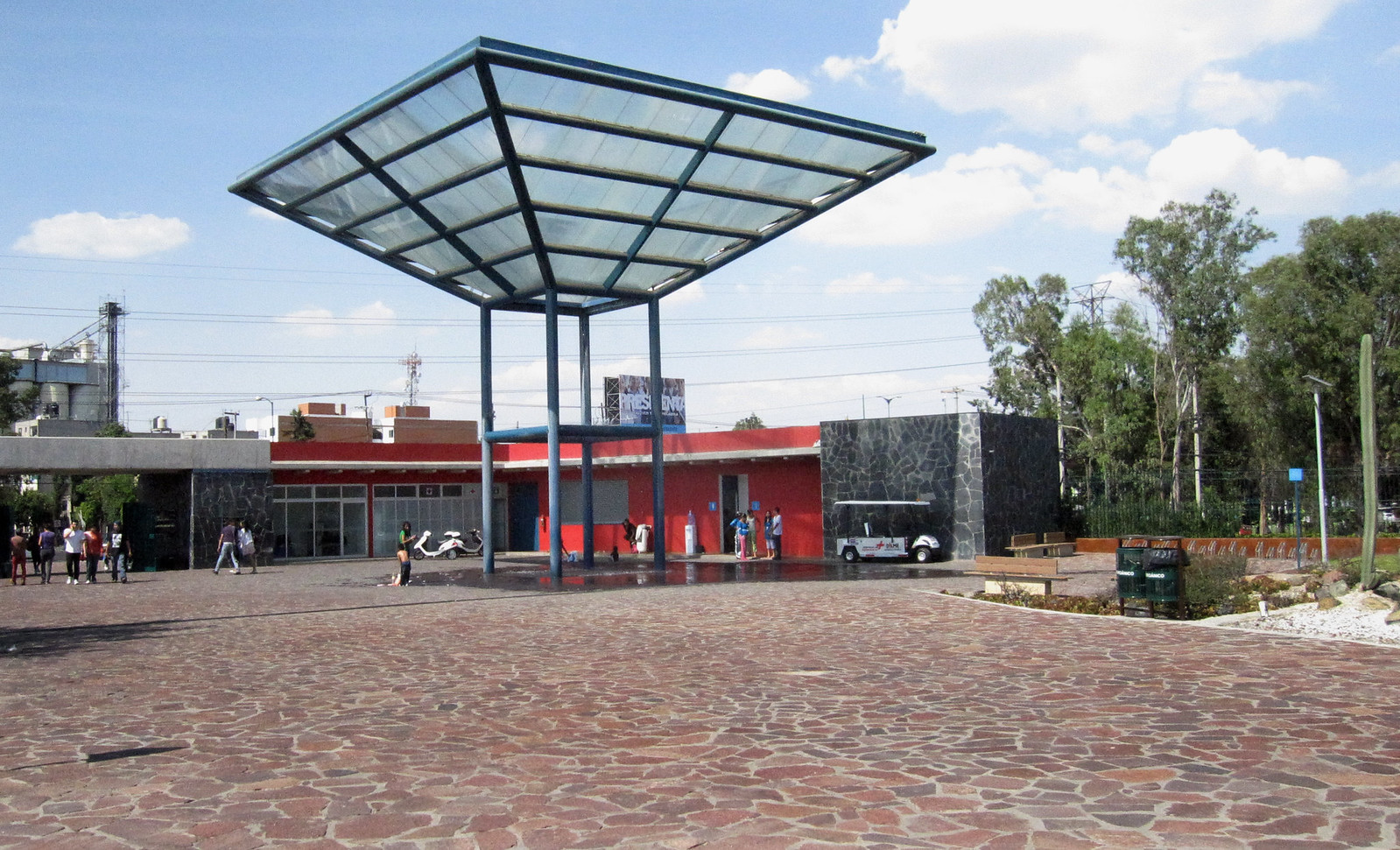 Parque Bicentenario 24