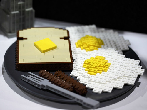 Breakfast of Lego Champions