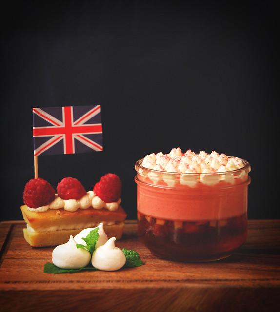 A trifle jubilant