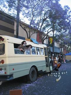 Corpus Bus -- Jason and Avery