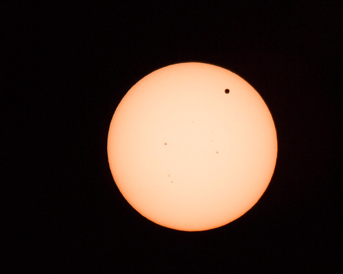 sun venus © sunspot transitofvenus garyburke 14xtc stackedfilters bwnd110 zuiko70300mm bwnd106 olympuse620 earthnaturelife sunandvenus