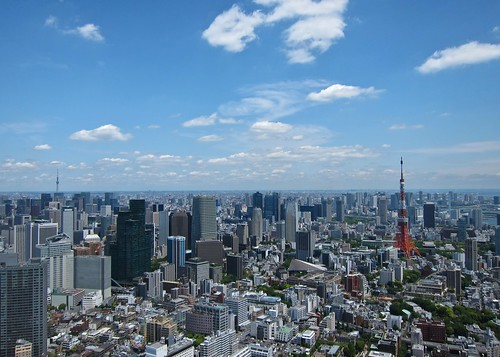 Mori Tower, Roppongi Hills | by Su--May