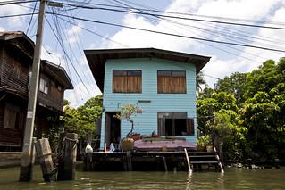bangkok long boat | by Ana Maria Munoz // Anamu