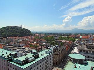Ljubljana - Slovenia   by -marika bortolami-