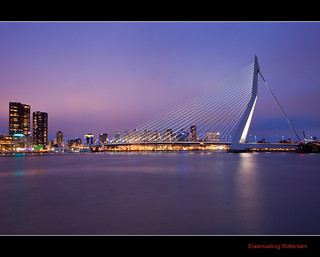 Erasmusbrug Rotterdam | by Maarten Takens