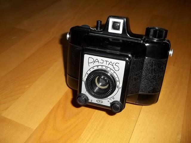 Vintage Camera - Pajta´s