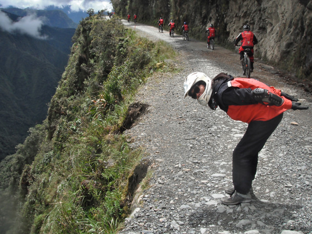 Death Road - Bolivia