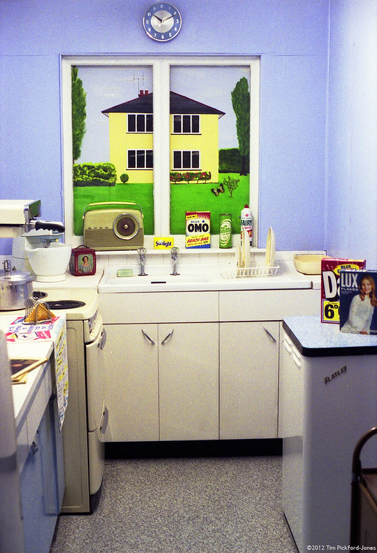 CCF15 The 1960s Kitchen