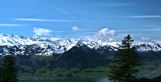 Bernese alps from Rigi | by matermorts