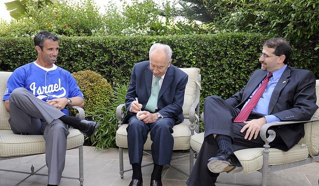 Peres meeting Ausmus_No.074
