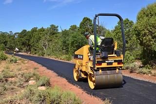 Grand Canyon Nat Park: South Rim Greenway Construction 09684 | by Grand Canyon NPS