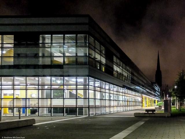 The Hub (Hawkins\Brown 2011)