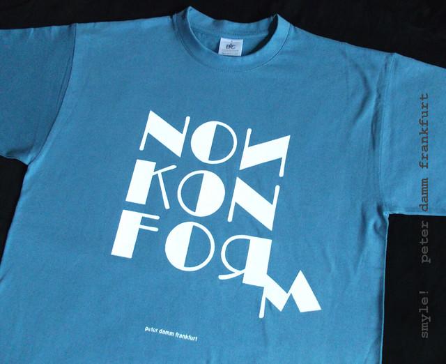 NONKONFORM - Shirt