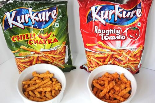 Kurkure   by NY Foodie Family
