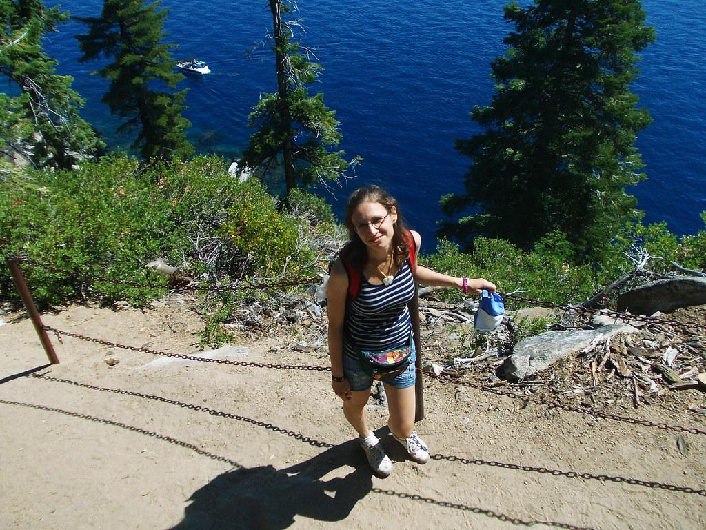 Rubicon Trail, Lake Tahoe