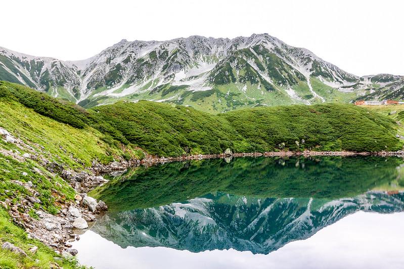 9月の立山三山縦走