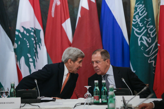 Многосторонняя встреча по Сирии | Multilateral meeting over Syria