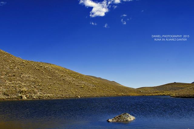 Laguna de los Andes