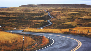 Curved Country Road | by Image Catalog