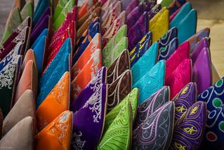 Morocco colour