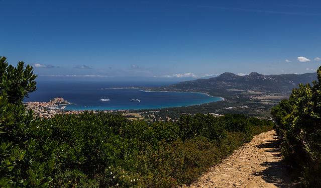 Corse / Corsica / Korsika: Calvi, Lumio