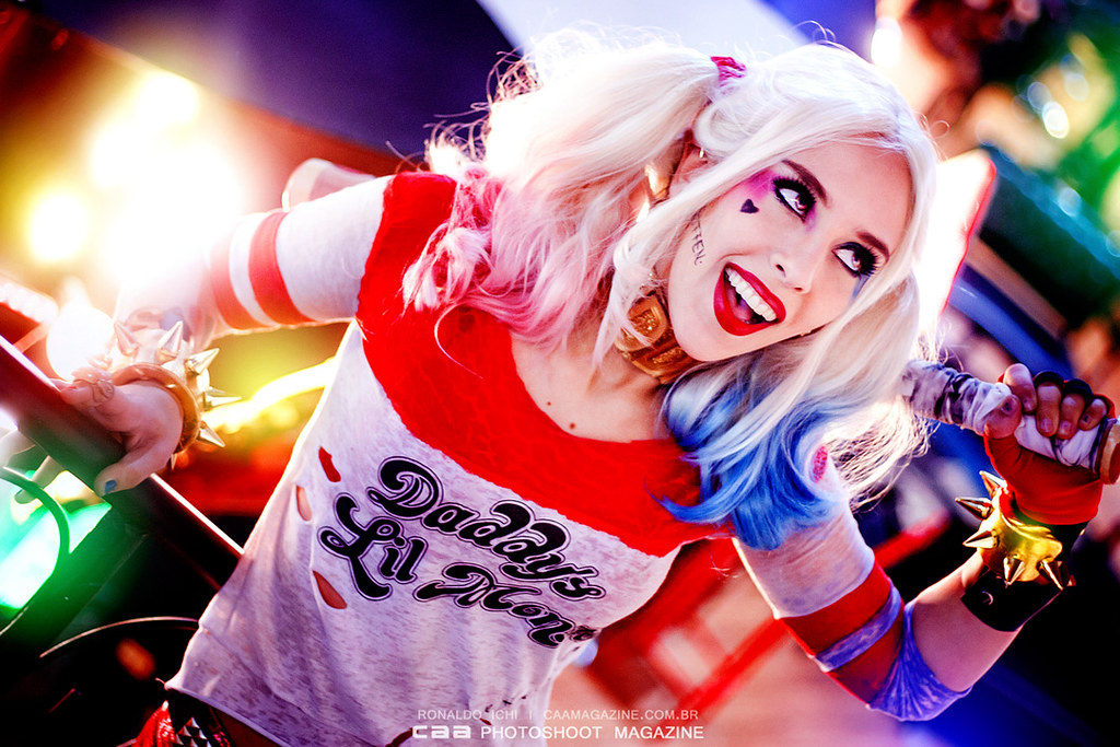Harley Quinn | SUICIDE SQUAD cos Nina | cosplayer | Nina Art… | Flickr