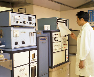 Technician at the Government of Alberta Dairy and Food Laboratory