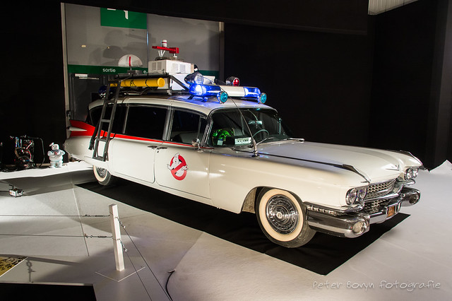 Cadillac Ecto-1 Ambulance - 1959
