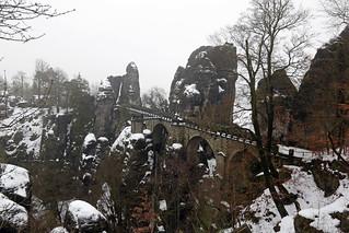 Bastei Sachsische Schweiz   by NLHank