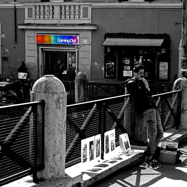 Coming Out, Roma
