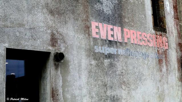 Even pressing - Lesneven