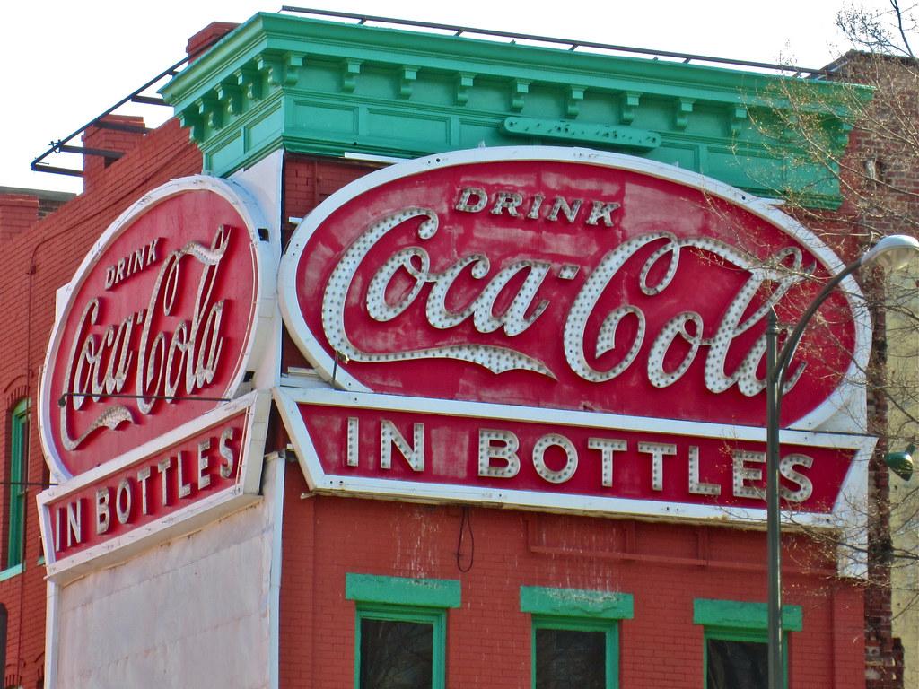 Coca-Cola in Bottles, Richmond, VA