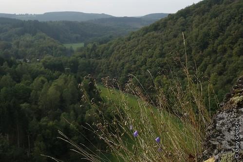 De Sauerdall bei der Bungerefer Millen vum Houfëls aus gesin (2013-09-28 -06) | by Cary Greisch