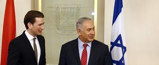 Arbeitsbesuch Israel | by Österreichisches Außenministerium