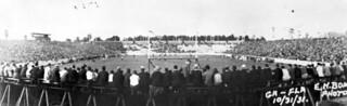 Florida-Georgia football game: Gainesville, Florida