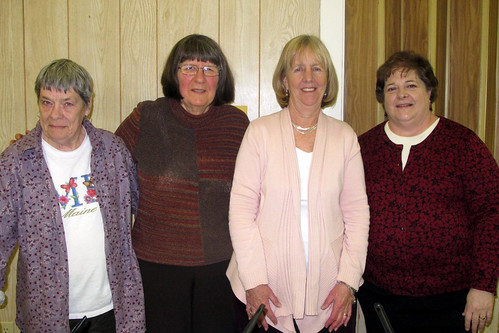 Soup Supper servers | by fcc ucc