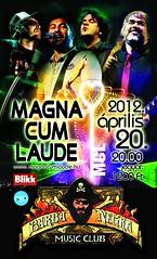 2012. április 19. 15:45 - Magna Cum Laude koncert