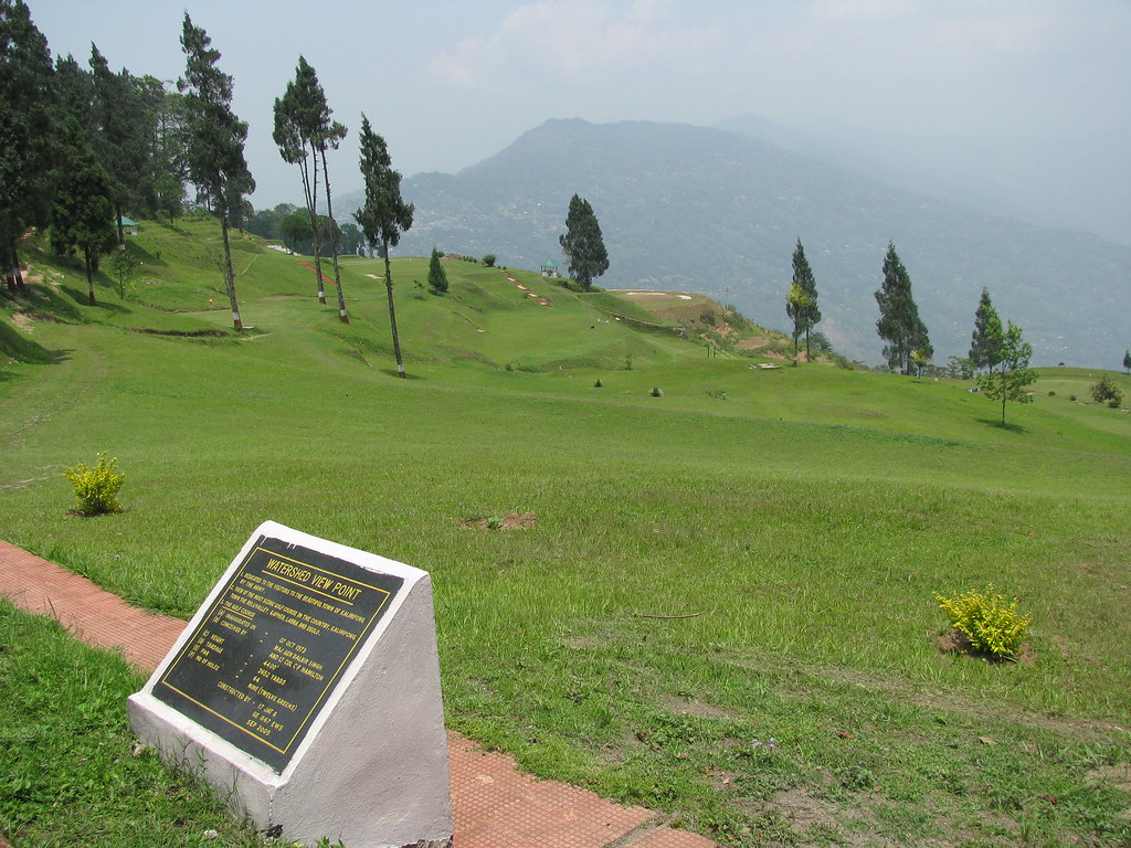 Army Golf Course in Kalimpong