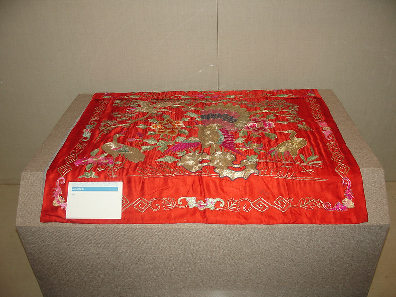 Square Table Cloth ~  The Republic of China