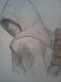 Assassin S Creed Drawing Simple Drawing Koshkahannsolo Flickr