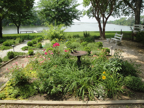 Garden at Woodlawn Farm, Ridge