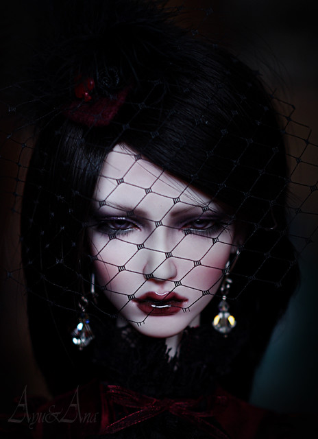 Vicorian style for Valentina