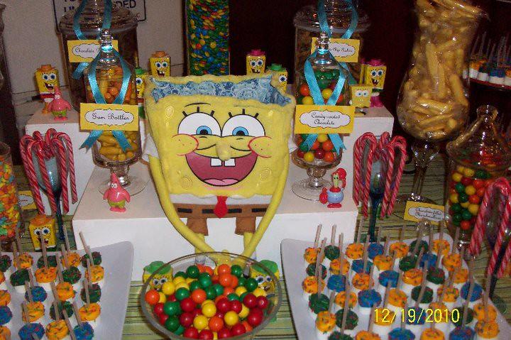 spongebob candy buffet grace agcaoili flickr rh flickr com