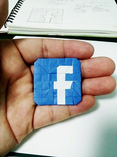 Facebook logo | by jkdksh